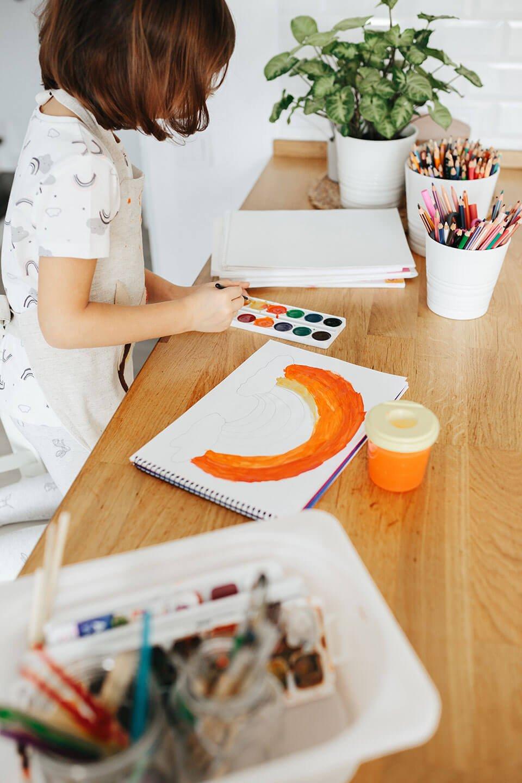 Estableciendo rutinas para mejorar las tardes durante el curso escolar