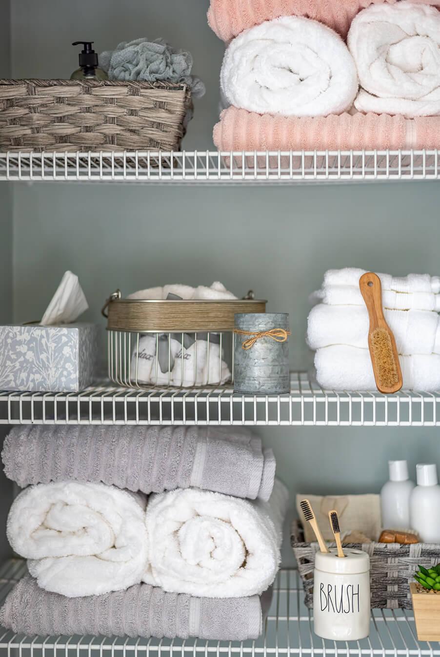 5 trucos para limpiar el baño rápidamente