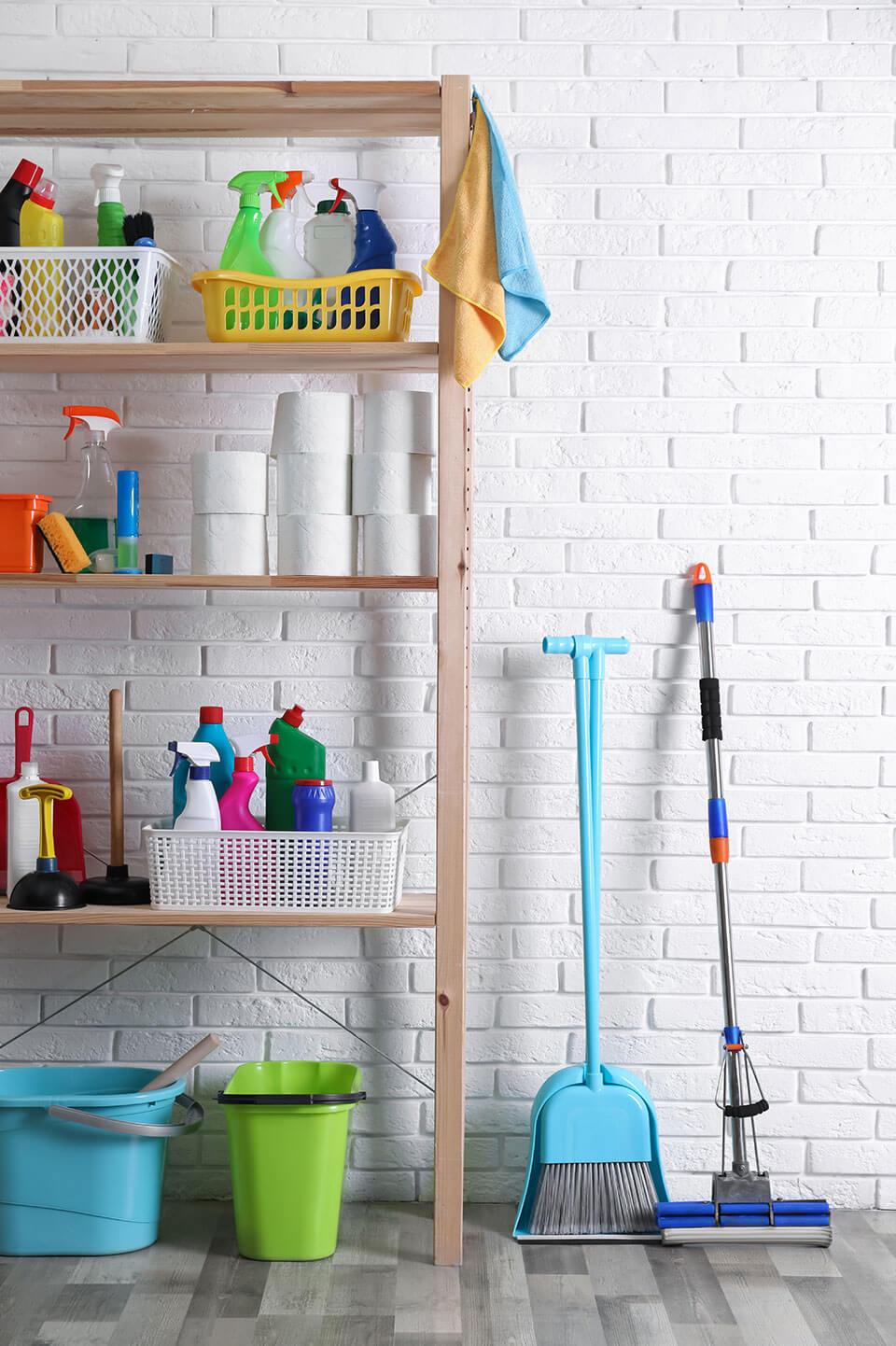 Como un plan de limpieza te ayuda a conciliar