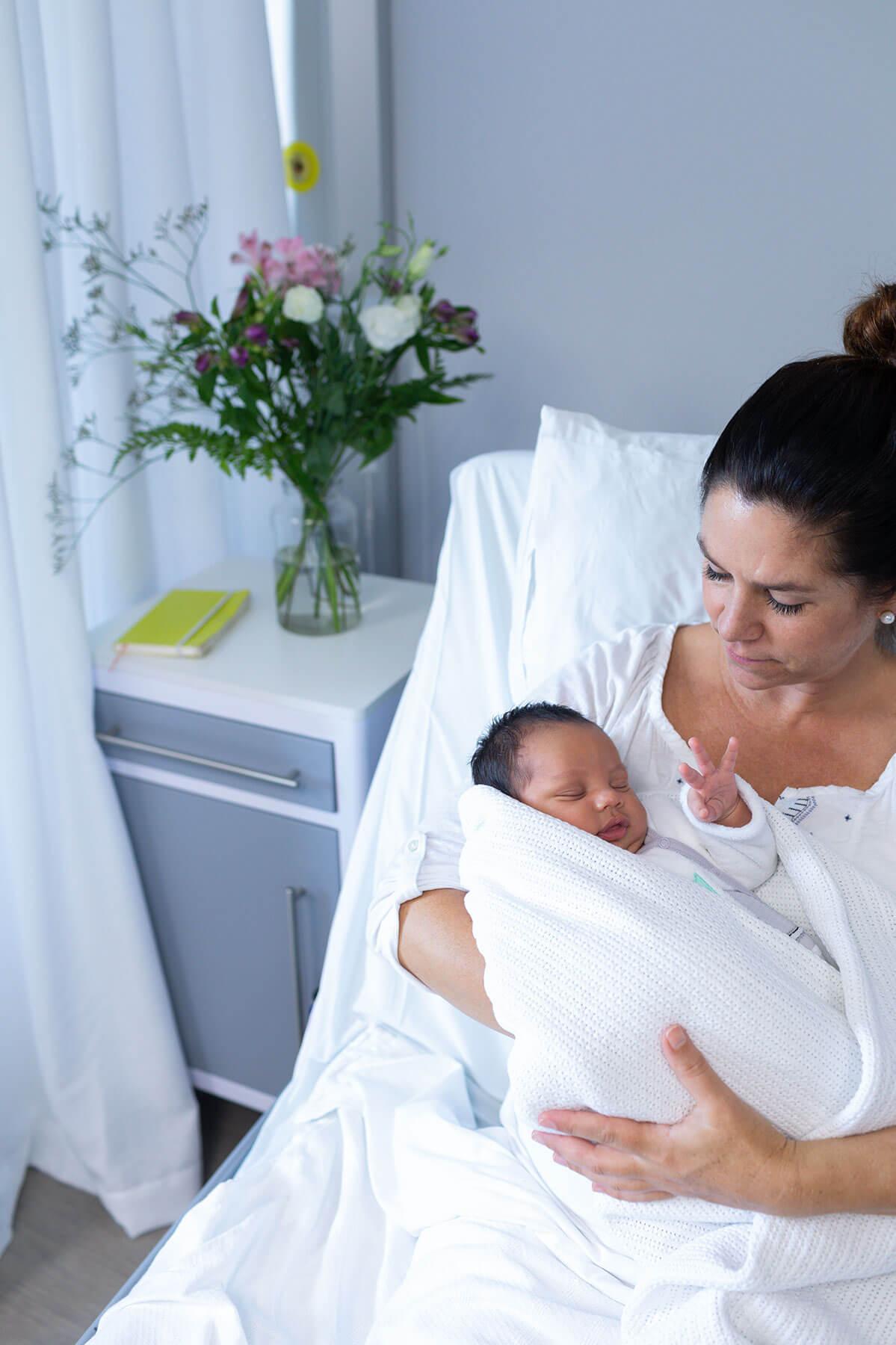 Cómo preparar la maleta del hospital cuando vas a ser madre