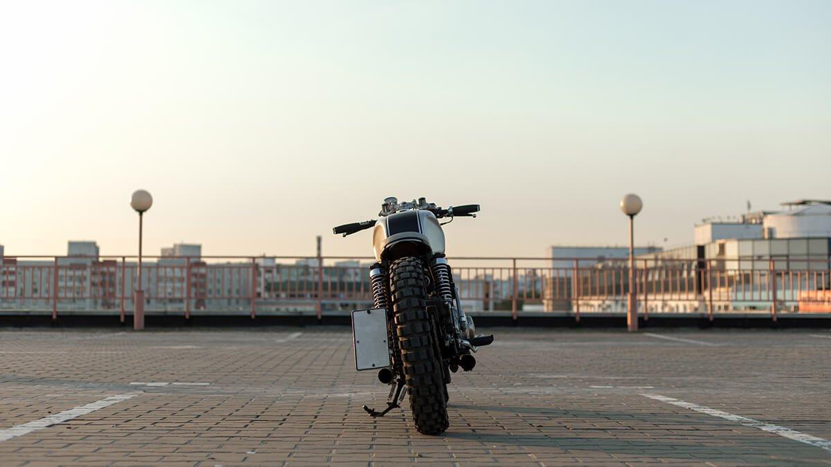 foto de una moto