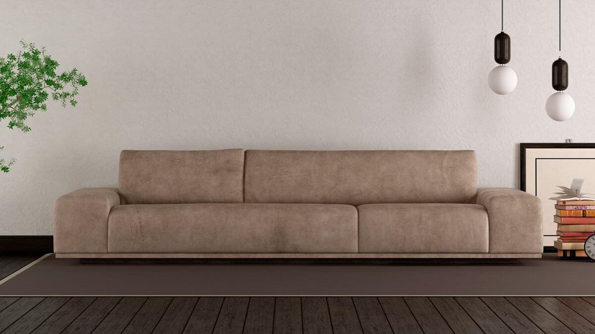 Cómo limpiar sofá de piel